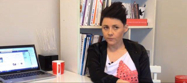 Maria Peszek: Wychowywali mnie geje (VIDEO)