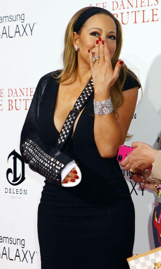 Mariah Carey nigdy nie zakłada dwa razy tych samych ubrań