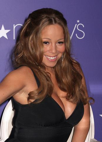 Mariah Carey otula pieska