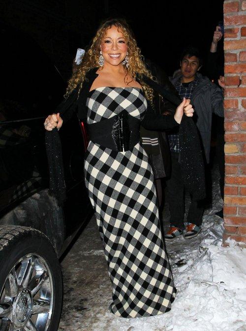 Dieta - cud Mariah Carey