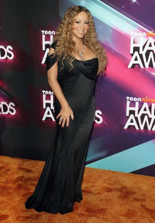 Mariah Carey coraz szczuplejsza (FOTO)