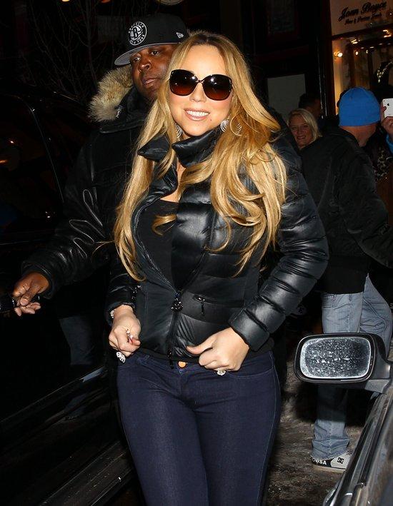 42-letnia Mariah Carey w doskonałej formie (FOTO)