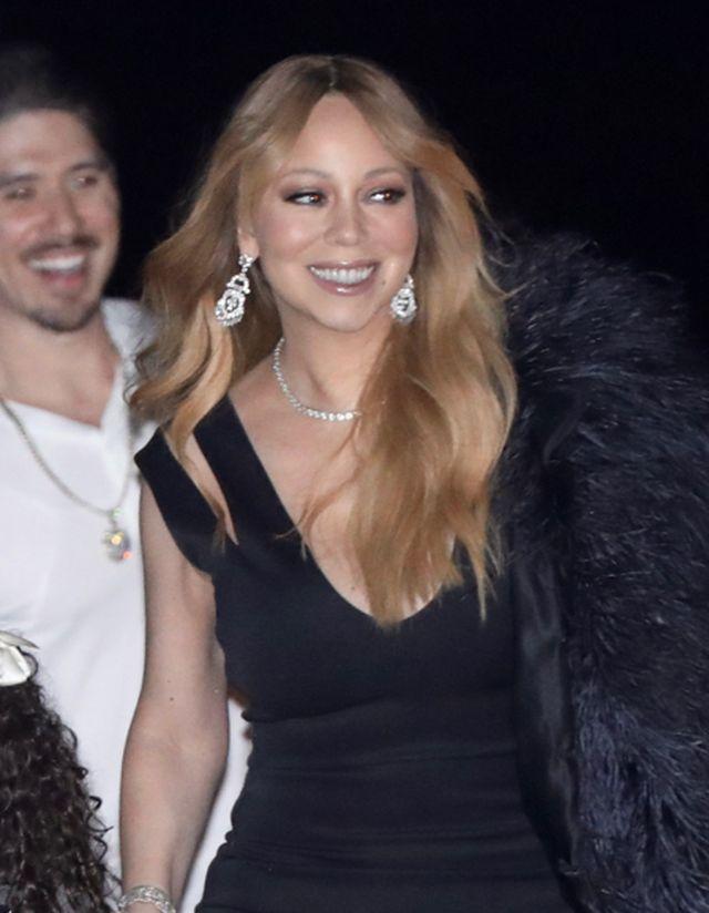 Nosiła rozmiar 44, teraz mieści się w 38 - NIESAMOWITE, jak schudła Mariah Carey