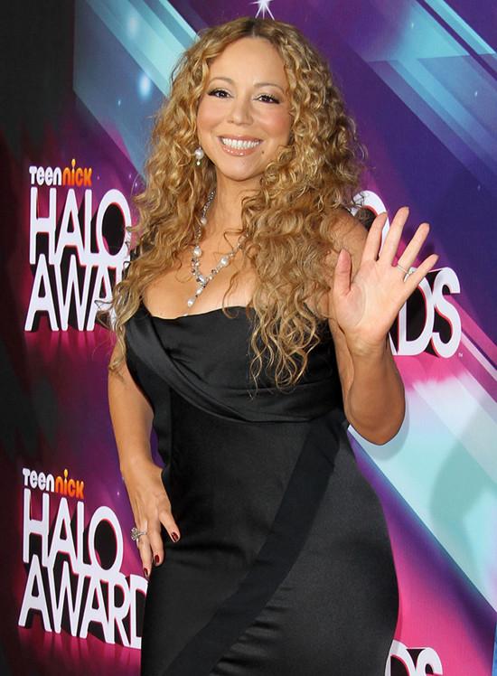 Mariah Careymiała wypadek na planie teledysku