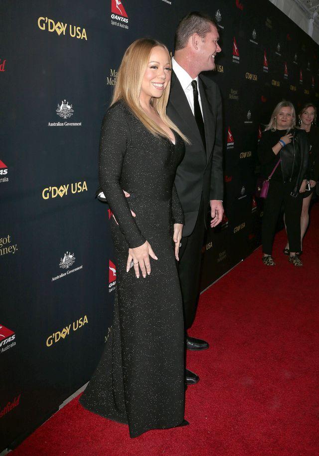 James Packer dobitnie o związku z Mariah Carey