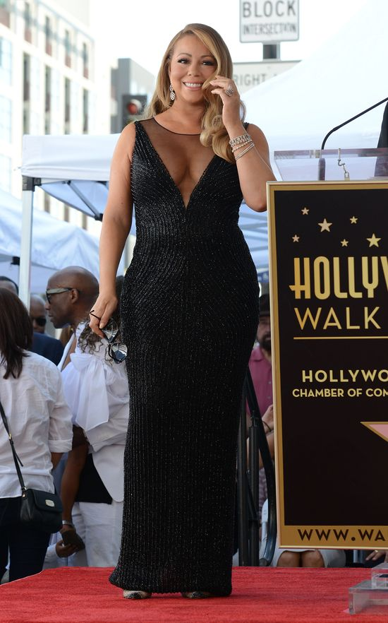 Mariah Carey zafunduje sobie liposukcję?