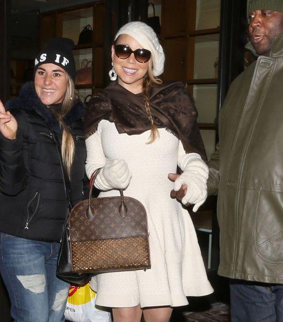 Mariah Carey pozwana przez byłą nianię?
