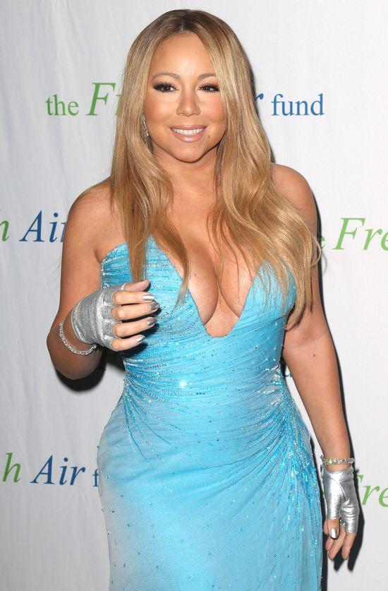 Czy Mariah Carey może wziąć głębszy oddech? (FOTO)