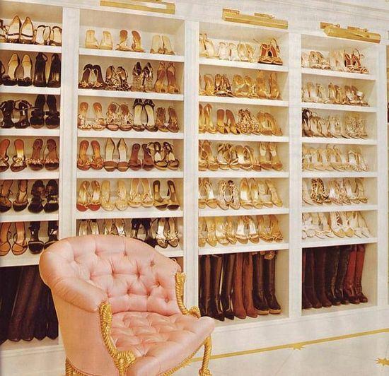 Chciałbyś mieszkać w garderobie Mariah Carey (FOTO)