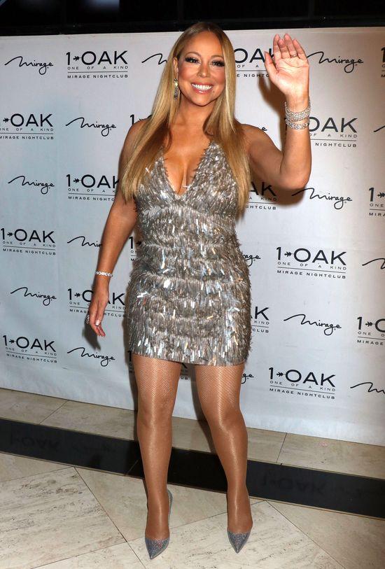Mariah Carey urodzi po czy przed �lubem?