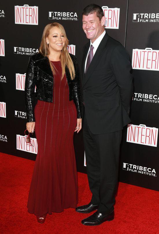 Mariah Carey i James Packer zaręczyli się?