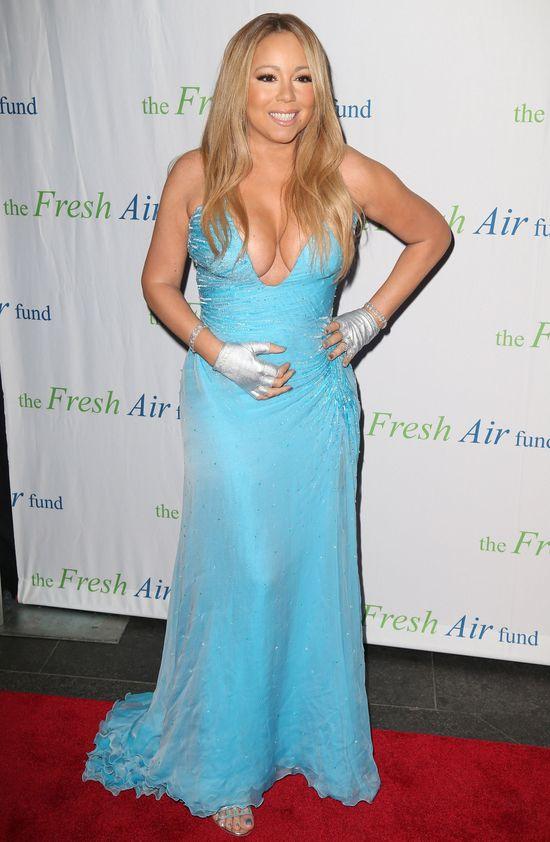Czy Mariah Carey mo�e wzi�� g��bszy oddech? (FOTO)