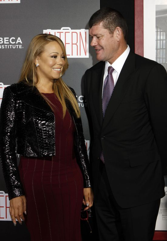 Carey i Packer: Ślubu nie będzie?