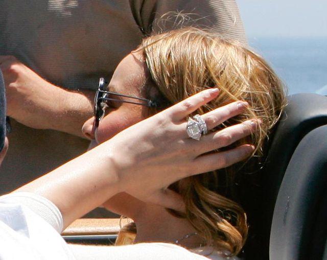 Najdroższe pierścionki zaręczynowe gwiazd (FOTO)