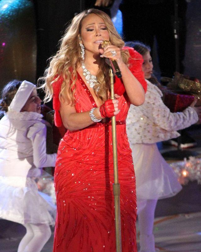 Kompromitujące nagranie Mariah Carey [VIDEO]