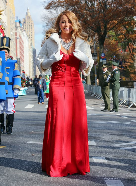 Mariah Carey trafiła do szpitala