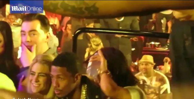 Nick Cannon przyłapany na randce (FOTO+VIDEO)