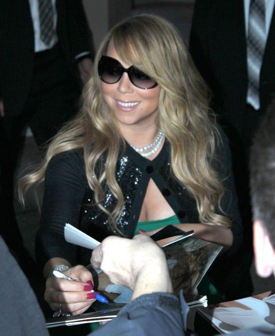 Mariah Carey prywatnie (FOTO)