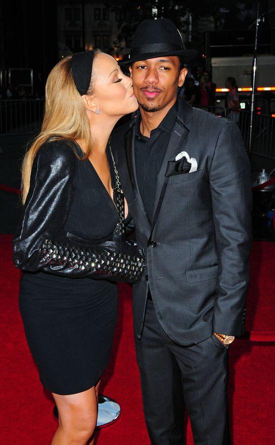 Zmienianie pieluszek z Mariah Carey jest romantyczne