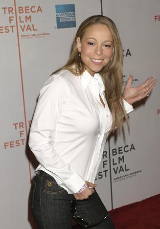 Mariah Carey adoptuje
