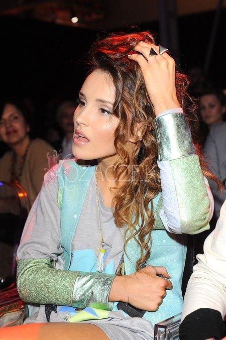 Marina Łuczenko eksperymentuje z włosami (FOTO)