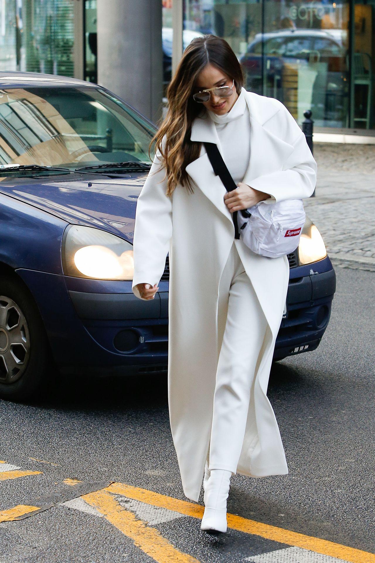 Marina Łuczenko udowodniła, że nie nosi doczepów
