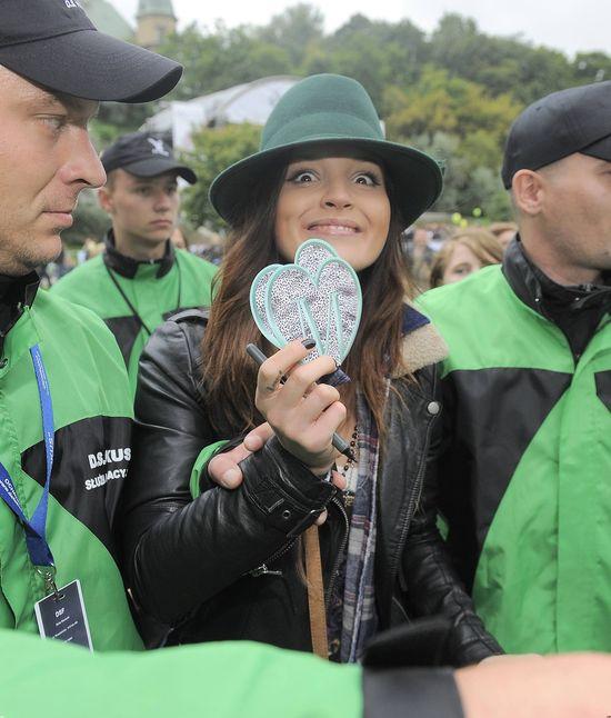 Marina �wi�tuje 25. urodziny (FOTO)