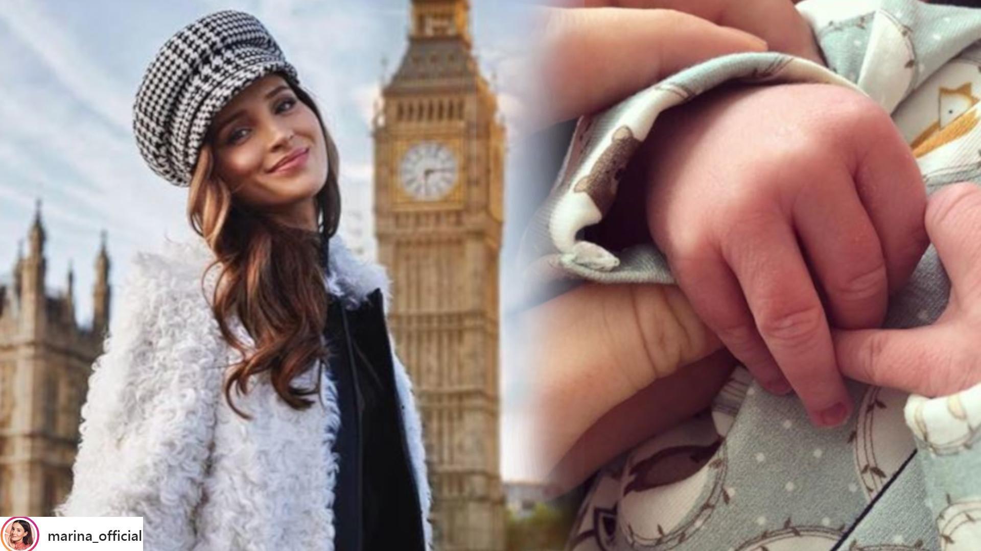 Marina pokazała, jak WYSTROIŁA Liama. Będzie z niego mały fashionista?