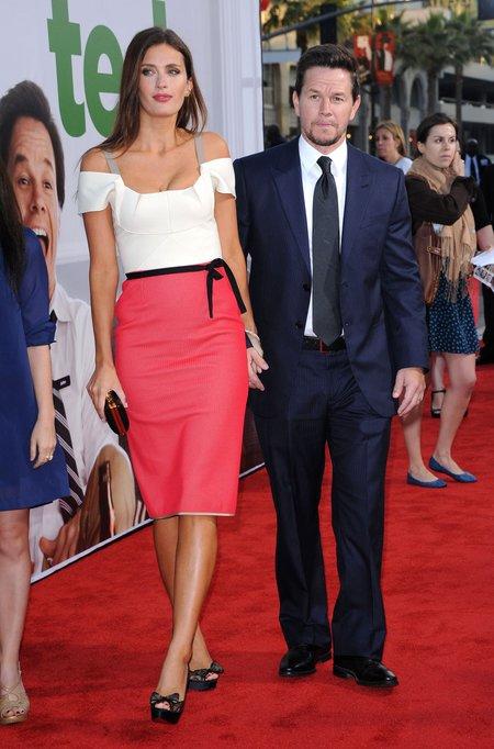 Żona Marka Wahlberga nie ma łatwego życia