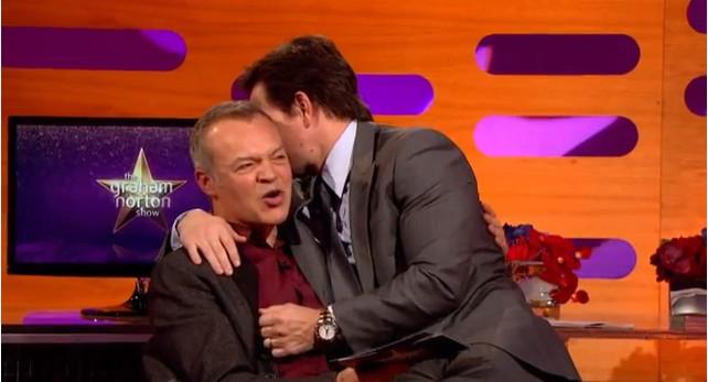 Mark Wahlberg pijany w brytyjskim talk show? (FOTO)