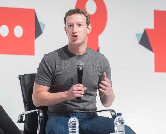 Mark Zuckerberg ma uroczego pupila (Facebook)