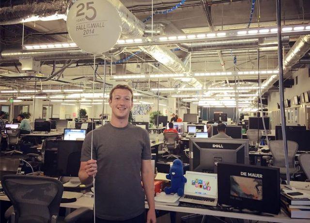 Mark Zuckerberg przekazał fortunę na walkę z ebolą