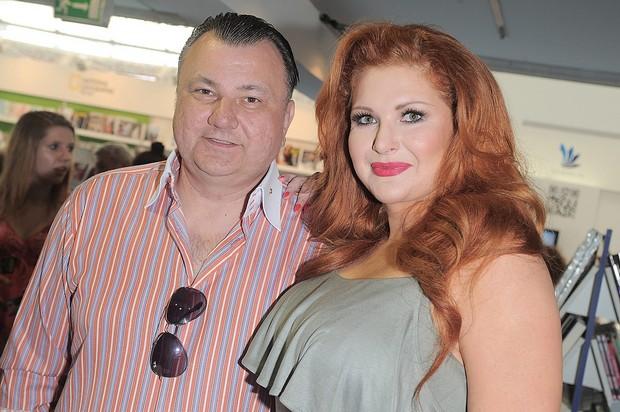 Marta Grycan robiła sobie promocję na Targach Książki (FOTO)