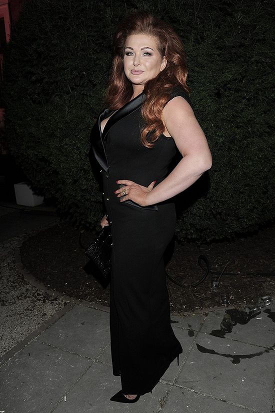Bombowa Marta Grycan na imprezie Playboya (FOTO)