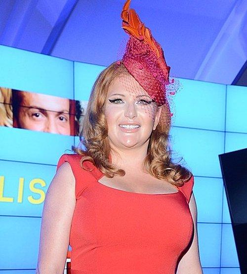 Marta Grycan w stroiku na głowie (FOTO)