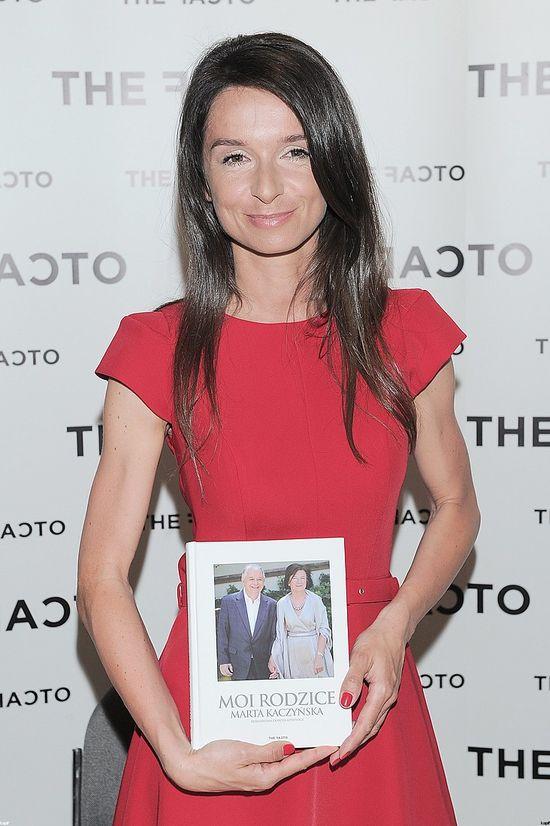 Marta Kaczyńska zaszła w ciążę na studiach