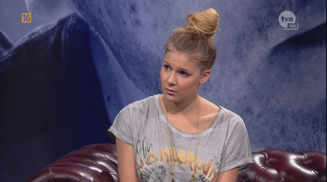 Wierzbicka o swoich piersiach: Jak ja ich k....w nienawidzę!