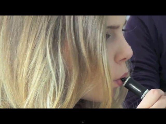 Marta Wierzbicka na backstage'u sesji dla Playboya [VIDEO]