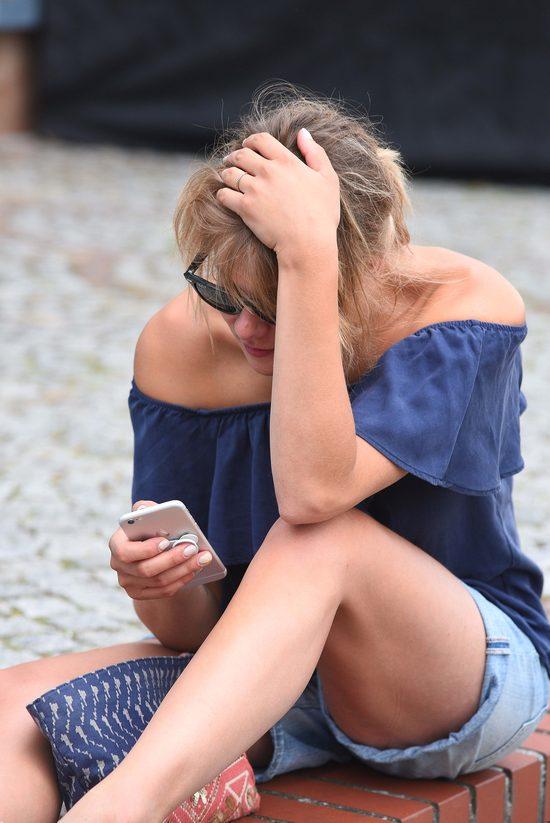 Marta Wierzbicka rzuciła papierosy, ale wpadła w inny nałóg (Instagram)