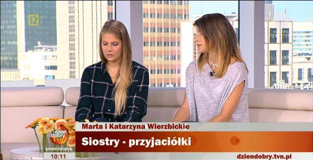 Marta Wierzbicka: Playboy? Tata miał obiekcje