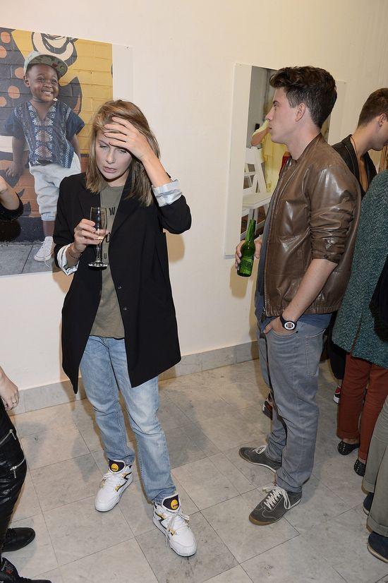 Marta Wierzbicka na salonach pierwszy raz po TzG (FOTO)