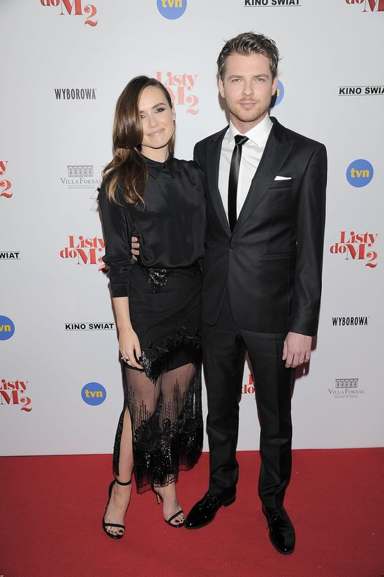 Czy Marta Żmuda-Trzebiatowska i Kamil Kula są stylową parą?