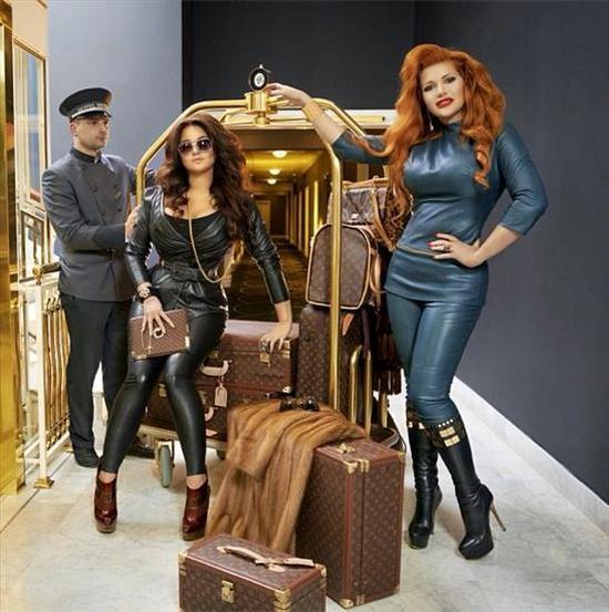 Louis Vuitton: Nie mamy nic wspólnego z tą sesją!