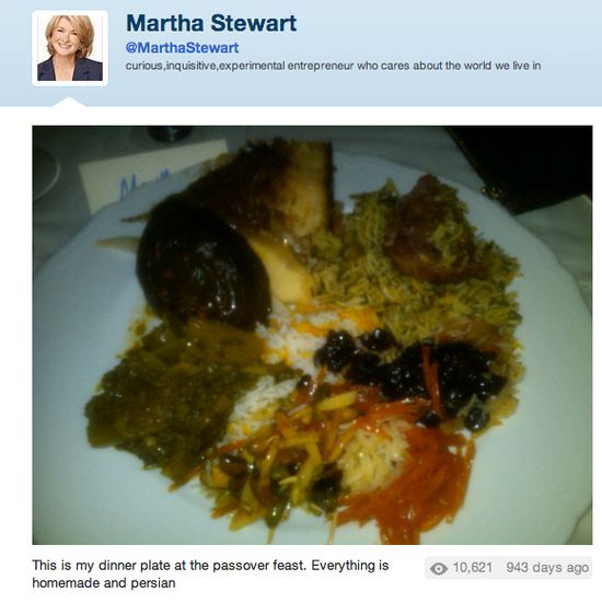 Je w najlepszych restauracjach, a publikuje ohydne zdjęcia