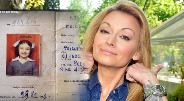 Martyna Wojciechowska pokazała starą legitymację i... ZONK!