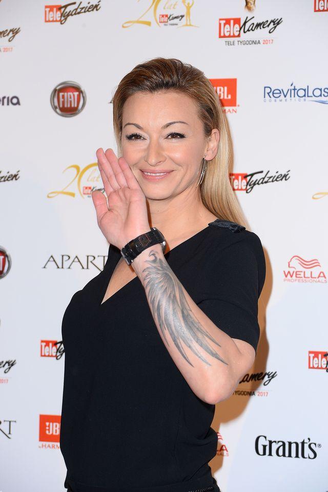 Martyna Wojciechowska planuje bardzo odważny tatuaż (ZDJĘCIE)