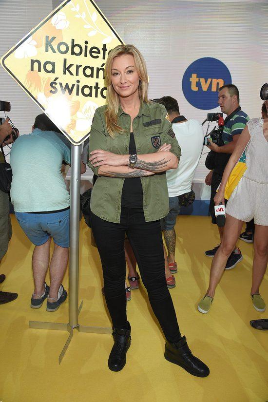 Martyna Wojciechowska komentuje sensacje na temat choroby