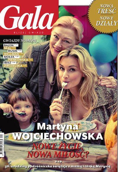 Martyna Wojciechowska pozuje ze śliczną córeczką (FOTO)