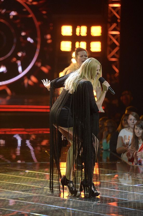Ta jurorka The Voice of Poland pokazała za dużo? (FOTO)