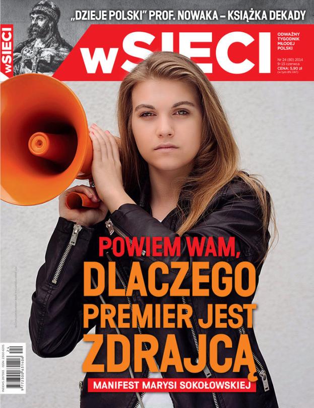 Marysia Sokołowska znowu namieszała